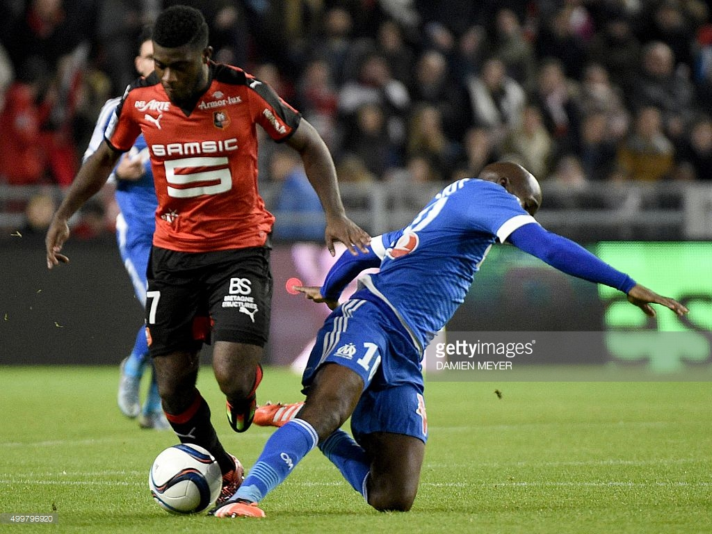 rennes-french-forward-jeremie-boga-vies-with-marseilles-french-picture-id499796920